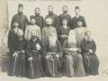 Missionnaires et professeurs du collège à Mézéré (Arménie), 1904 (auteur, Frère Raphaël, missionnaire capucin)