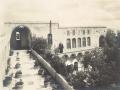 Résidence de la mission à Mézéré, 1904 (auteur : Frère Raphaël, missionnaire capucin)