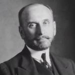 Serge Sazonov (1860-1927) Ministre des Affaires étrangères de  l'empire russe de 1910 à 1916